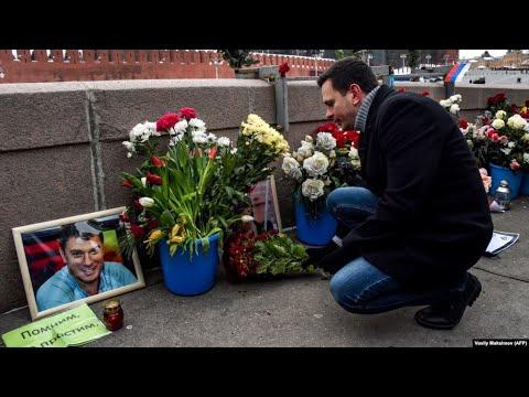 Илья Яшин — об убийстве Немцова и роли в этом Кадырова и Путина