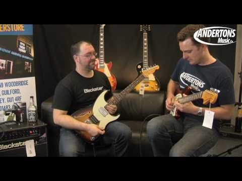 Fender Pawn Shop 72 Guitar Demo - Plus Capt & Chappers Jam