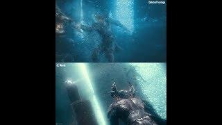 #ReleaseTheSnyderCut: Deep sea scene