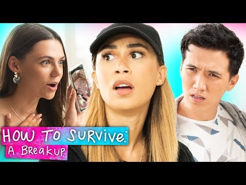 Stalking His New Girlfriend | HOW TO SURVIVE A BREAK UP with Eva Gutowski EP 3