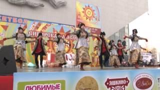 Улётное видео Масленица. Иркутск 2014