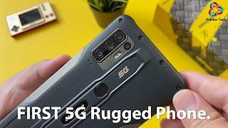 The World 39 s FIRST 5G Rugged Phone Ulefone Armor 10 5G