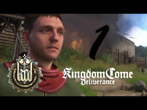 Living in the middle ages - Kingdome Come Deliverance - Gameplay Walkthrough  - Part 1