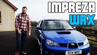 Subaru Impreza WRX Hawkeye 2005 Review & Test Drive