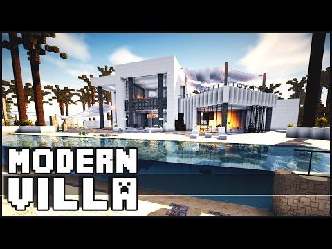 Minecraft - Modern Villa