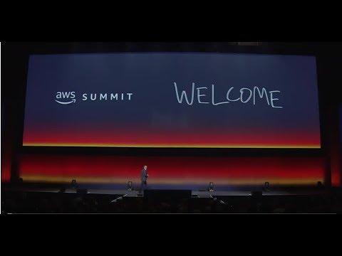 AWS Summit London May 2018 Keynote