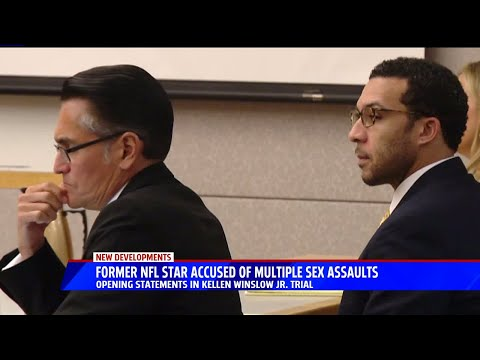 Cosmic Kev - Yikes: Former NFL Player Kellen Winslow Jr. Charged with Raping 3 Women