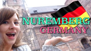 Must See Spots in Nuremberg (Nürnberg) | Sharla in Germany