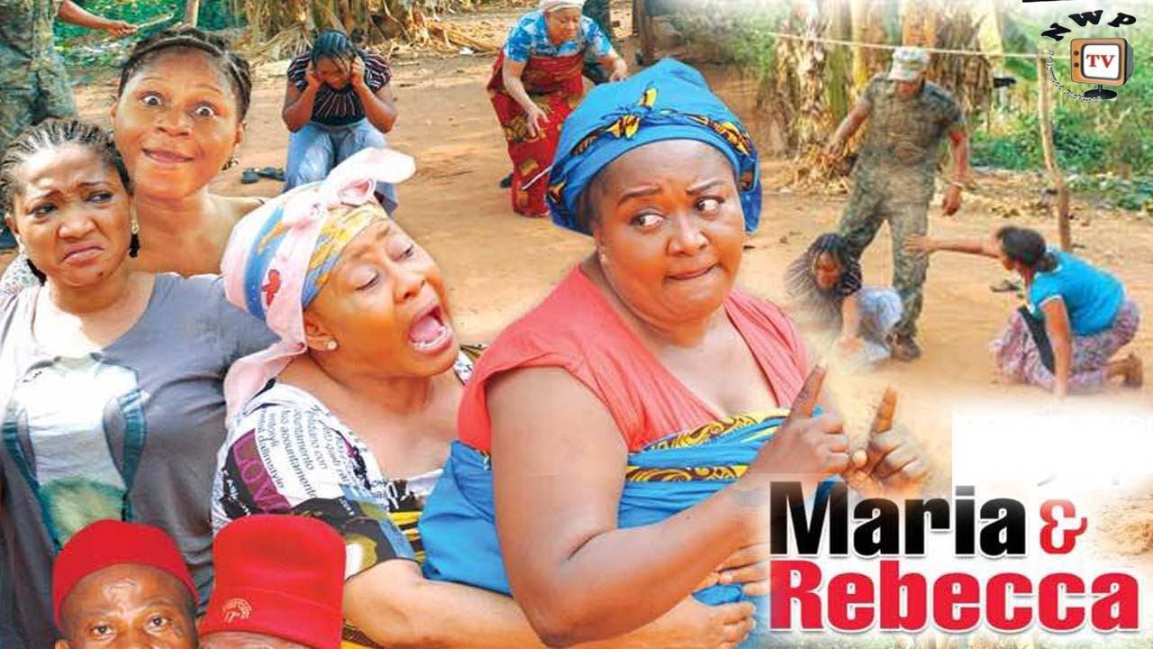 Download Maria & Rebecca Season 1 - 2017 Latest Nigerian Nollywood Movie
