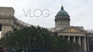 St. Petersburg Vlog | Выходные в Петербурге: еда, магазины, Невский