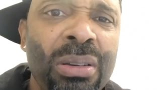 """Mike Epps """"Clowns Funkmaster Flex For Crying During Tupac Rant"""""""