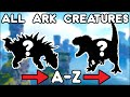 EVERY CREATURE IN ARK, A-Z | ARK: SURVIVAL EVOLVED