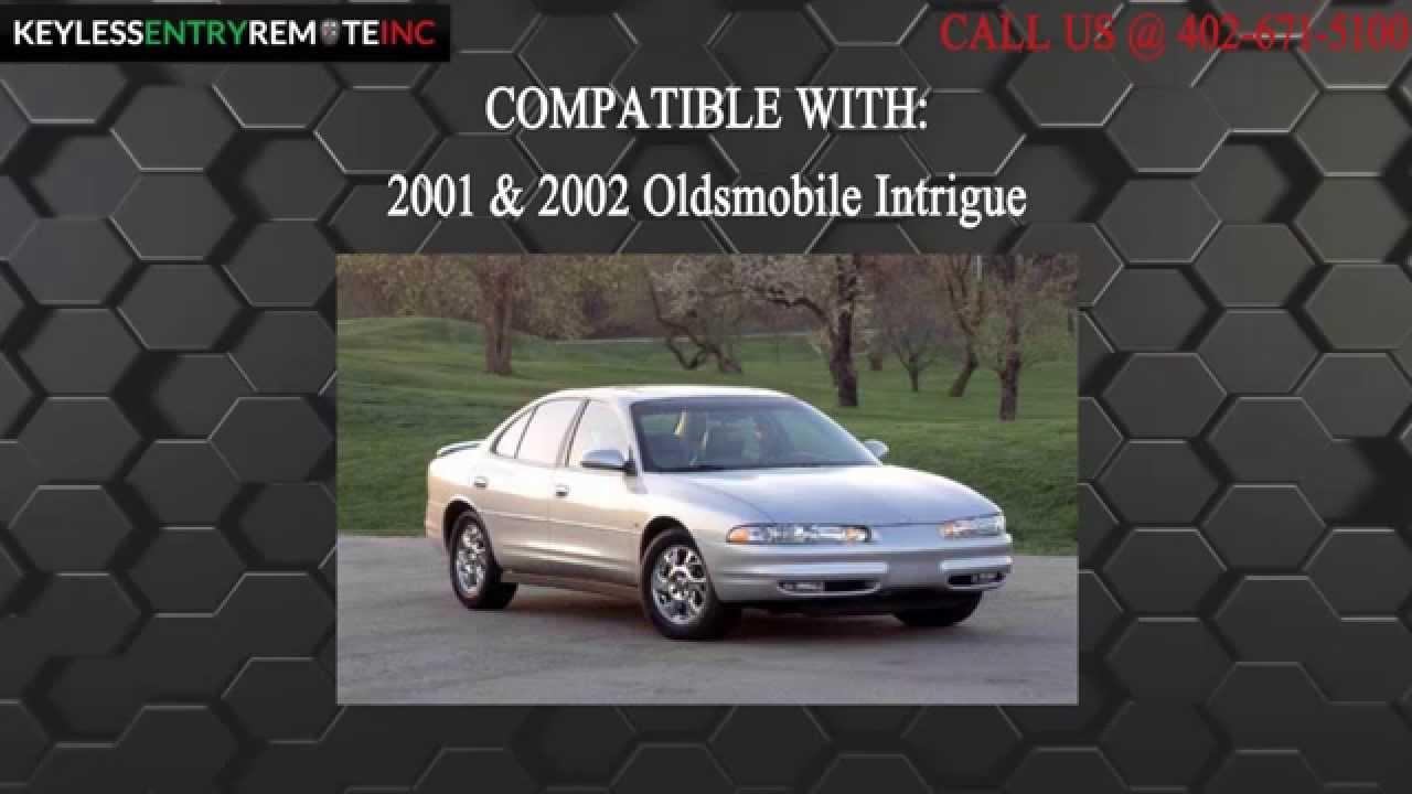 2001 oldsmobile bravada battery