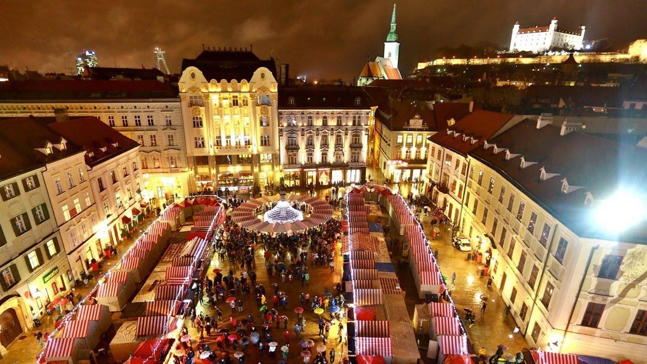 Christmas Bratislava.Top 10 Christmas Experiences Visit Bratislava