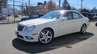 2009 Mercedes-Benz E350- FULL TOUR & START UP
