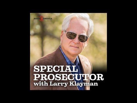 Special Prosecutor with Larry Klayman - Robert Mueller, Seth Rich murder with guest Gennifer Flowers