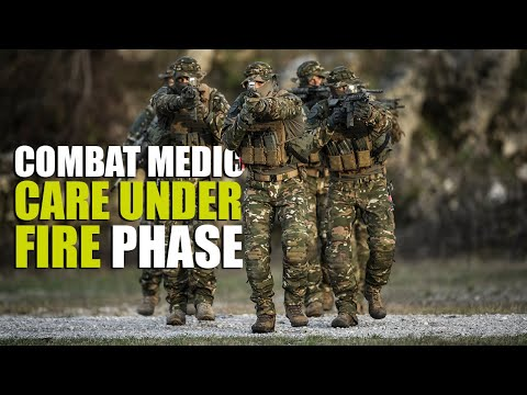 Combat Medic Essentials │ Part 1: Care Under Fire