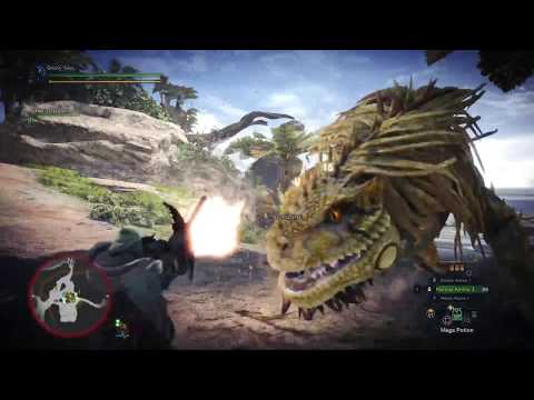 Grizzly_Plays Ep.37 - Monster Hunter World: Beta