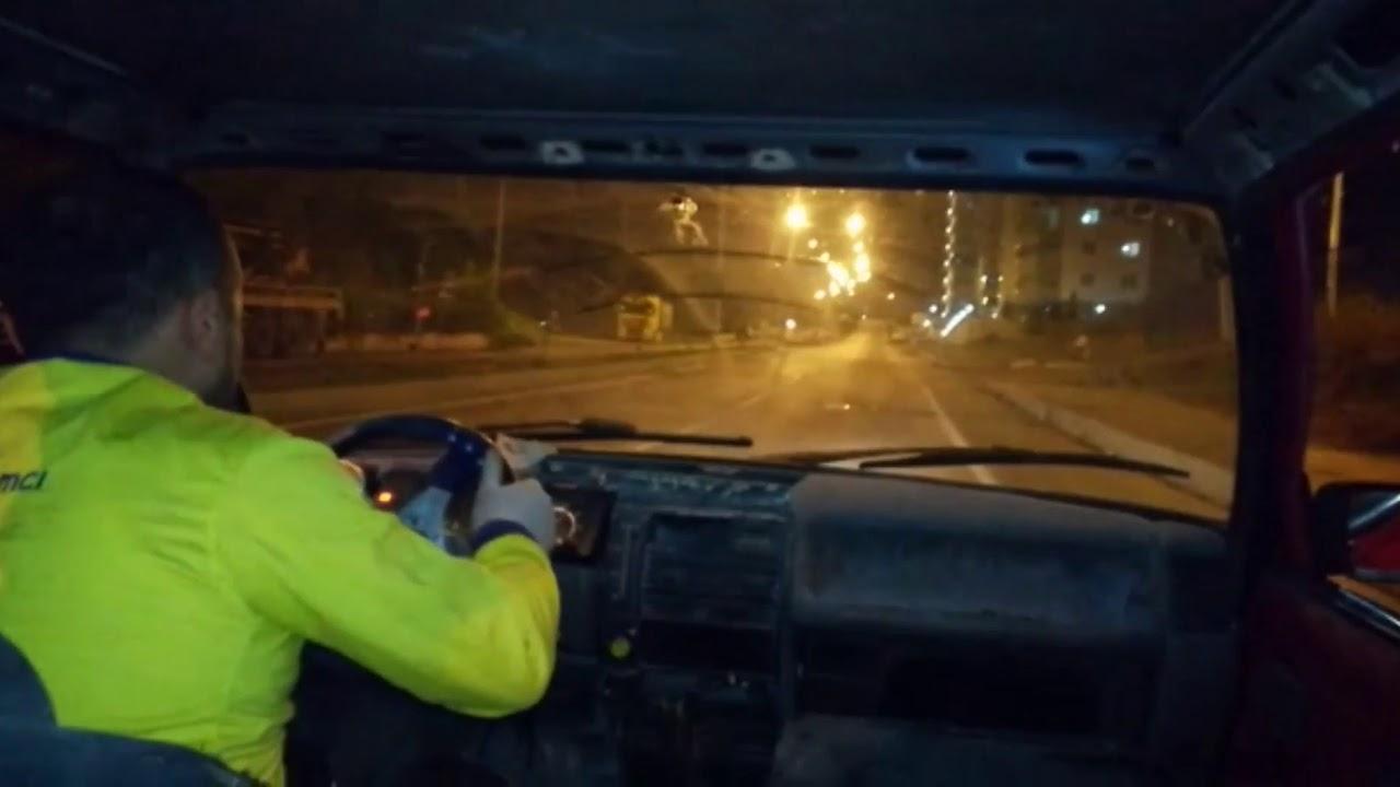 Renault 11 Turbo Ilk Denemeler First Trials