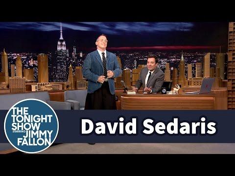 David Sedaris Is Bringing Culottes Back