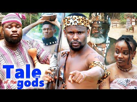 Tale Of The Gods Season 5u00266 (Trending New Movie) Zubby Michael 2021 Nigerian Nollywood Movie.