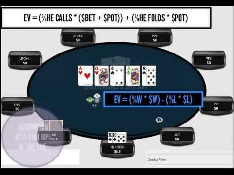 Бонус видео 2 Упрощаем покерную математику