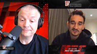 Unfiltered Episode 409: Max Holloway & Brett Okamoto