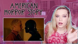 "American Horror Story: Apocalypse Season 8 Episode 2 ""The Morning After"" REACTION!"