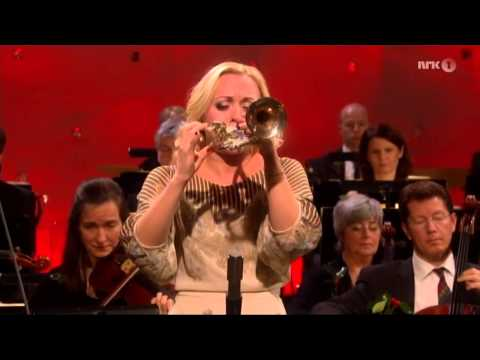 Tine Thing Helseth - J. S. Bach: Trumpet Concerto in D after Vivaldi, 2nd movement