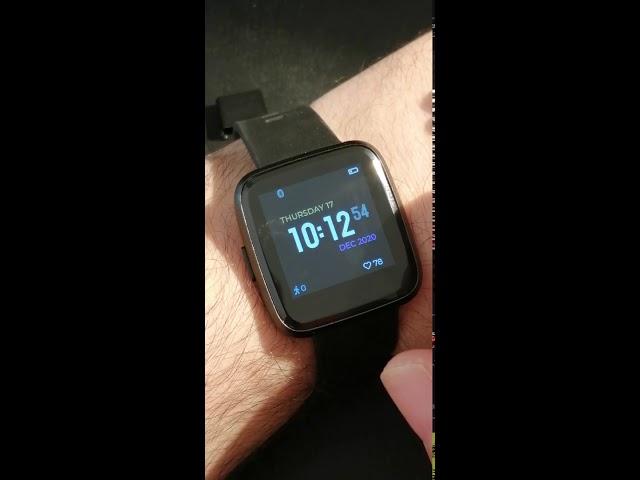 PineTime opensource smartwatch