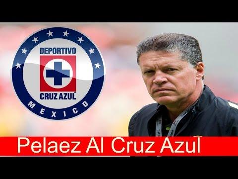 Ricardo Pelaez Llega A Cruz Azul Por Yayo De La Torre?