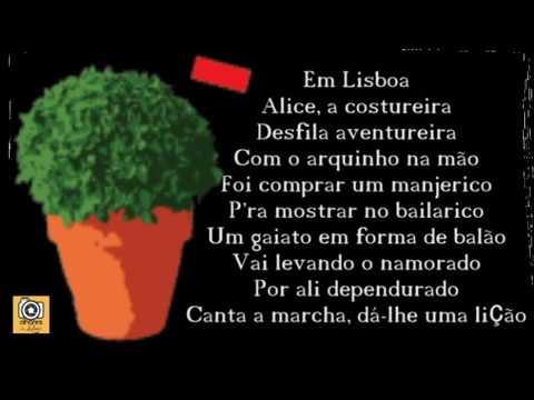 Vasco é Saudade - Letra e Música nas Marchas de Lisboa 2018