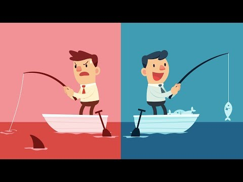 Blue Ocean And Red Ocean Strategy | Hindi | Marketing Course | Marketing Topics