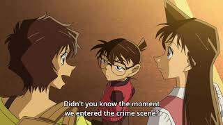 Conan Finds Out About The School Trip- Detective Conan Episode 920 English Sub