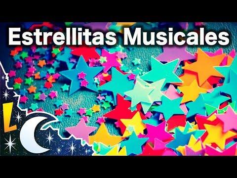 Estrellitas Musicales para Dormir Bebes - Cancion de Cuna - Efecto Mozart