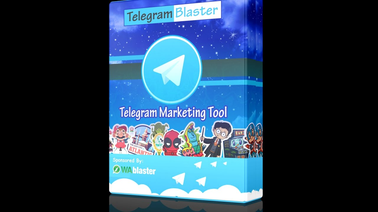 demo_Telegram Blaster