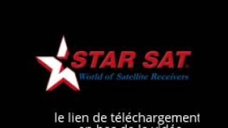Mise a jours tout les récepteur STARSAT 02/11/2017