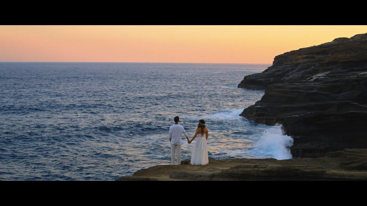 Cara + Justin | Oahu, Hawaii | Destination Wedding