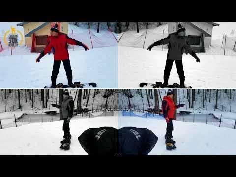 CALABRIA SNOW ACADEMY CAMIGLIATELLO 2 GEN 2018 HD