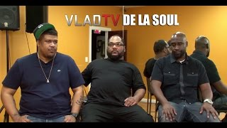 De La Soul: We Denounced Hippy Image w/ Smashed Flower Pot Cover
