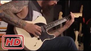 Jim Root - Left Behind [Slipknot] Studio Performance.