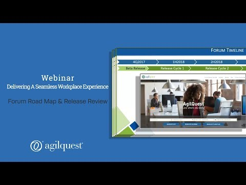Webinar - Delivering An Enhanced Workplace Experience