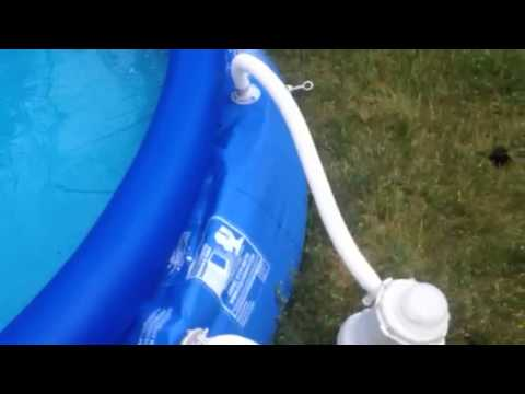 Summer Escapes Quick Set Ring Pool Review Youtube