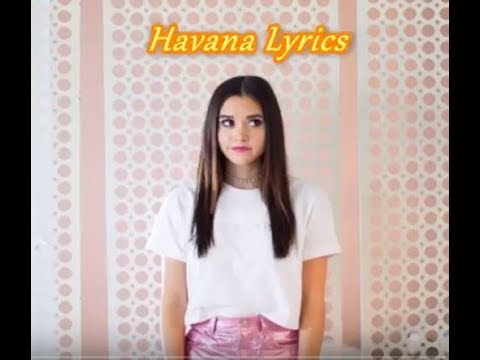 Havana-Megan Nicole Cover (Lyrics)