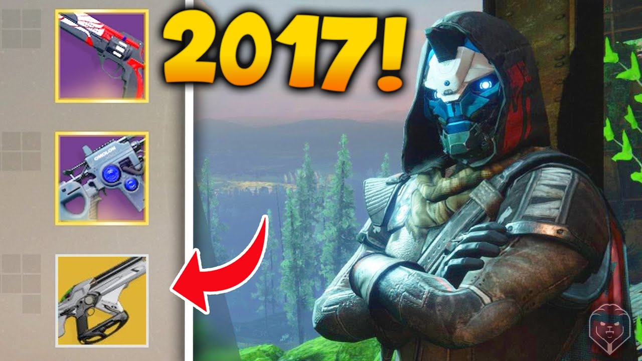 What Destiny 2 Was REALLY Like In 2017...