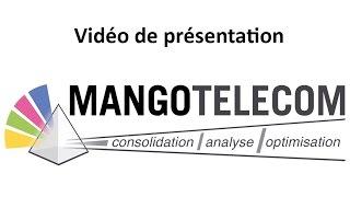 Mango Télécom - Gestion gratuite des moyens & infrastructures de Télécommunications fixe/mobile/data