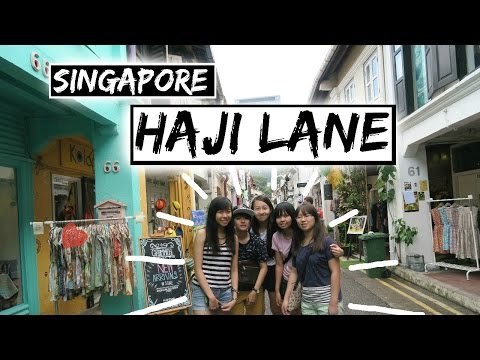 PARADISE FOR PHOTOHOLIC   SINGAPORE HAJI LANE