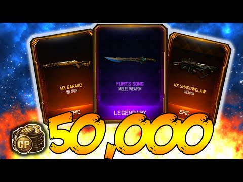 """""""BLACK OPS 3"""" NEW MELEE WEAPONS & GUNS SUPPLY DROP OPENING LIVE! (BO3 Multiplayer)"""