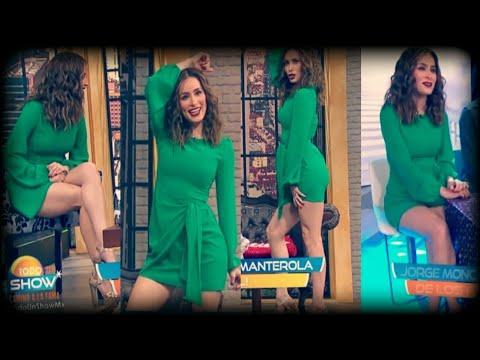 Cynthia Rodríguez ❤️ Vestido Ajustado ❤️❤️