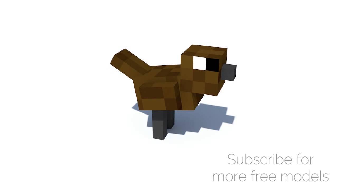 Minecraft Scarcrow Build